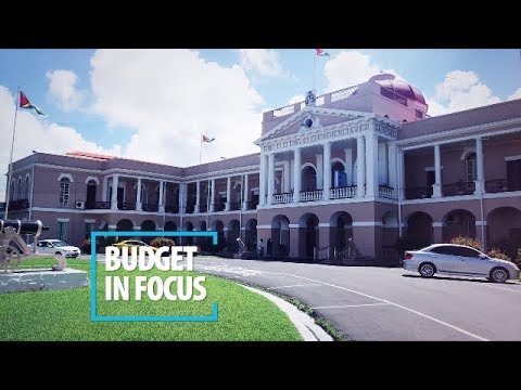 Budget in Focus - Minister of Finance Winston Jordan