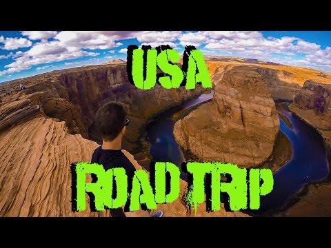 10 days - 1500miles - Road Tripping the USA - California, Arizona, Utah, Nevada, Washington
