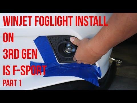 Winjet F Sport foglights - Page 6 - ClubLexus - Lexus Forum