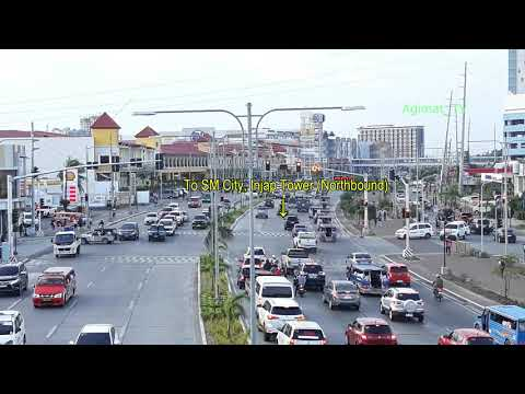 Iloilo City - Traffic Situation - Diversion Rd., Atria, Gaisano Cross Road - HD
