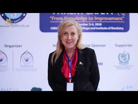 Prof. Dr. Seval Akgun interveiw  on ICPS 3rd conference by RIHIS