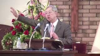 2019年3月10日 主日礼拝メッセージ 「エルサレム神殿の丘」 マルコ 13章 1~4節 説教 青松英明 牧師