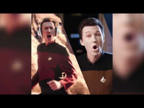 Pogo - Data and Picard