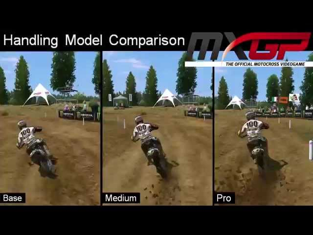 MXGP The Official Motocross Videogame - First Look Gameplay Part 2