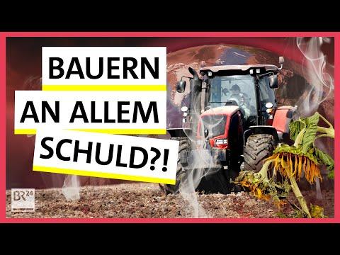 """Download Bauernproteste: Wer sind """"die Bauern""""? Worum geht es den Landwirten?   Possoch klärt   BR24"""