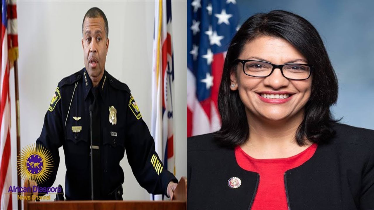 Detroit Police Chief Upset When Rep Rashida Tlaib Suggested Hiring Black Analyst To Fix FRS