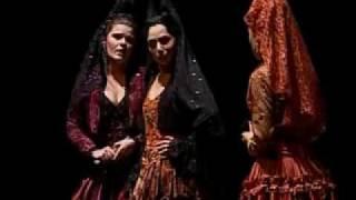 Carmen Trio Carmen Frasquita e Mercedes- Walter Neiva