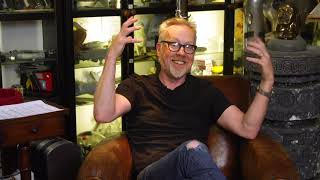 Ask Adam Savage: How to Interact With Famous People