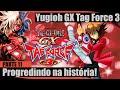 Yugioh GX Tag Force 3 (Parte 11) - Deck Dos Dragons Completo! Progredindo Na História