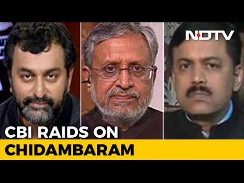 Raids Target P Chidambaram, Lalu Yadav: Examining The Evidence
