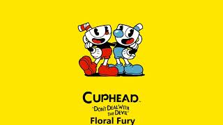 Cuphead OST Floral Fury Music