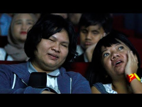 Whisper Cinema In Indonesia Allows The Blind To Watch Movies