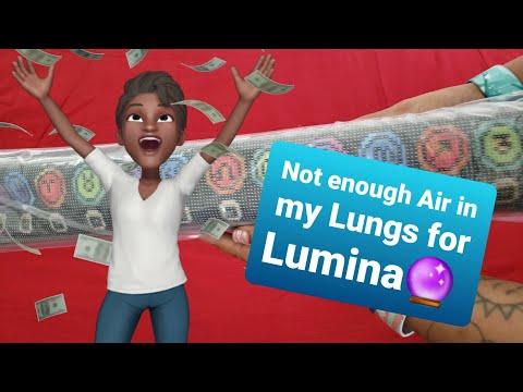 Diamond Art Club Preview of the Week * I ain't got the air for Lumina!* 🌬🌬