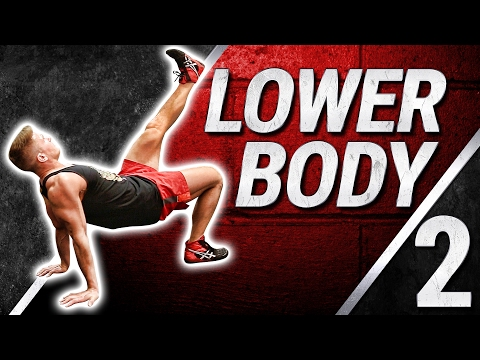 20 Minutes of Lower Body HELL! FULL WORKOUT | GLUTES, QUADS & HAMSTRINGS | HOME EDITION