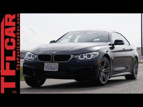 2015 bmw 428i gran coupe 0 60 mph hot lap review youtube. Black Bedroom Furniture Sets. Home Design Ideas