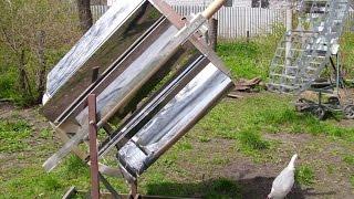 Гибрид-Трансформер Солнечно-ветровая установка Эксперимент №3