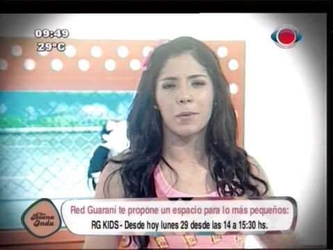 Silvia Romero nos cuenta de RGKids. 29-09-2014