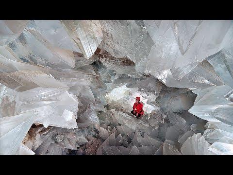 La Geoda Gigante de Pulpí