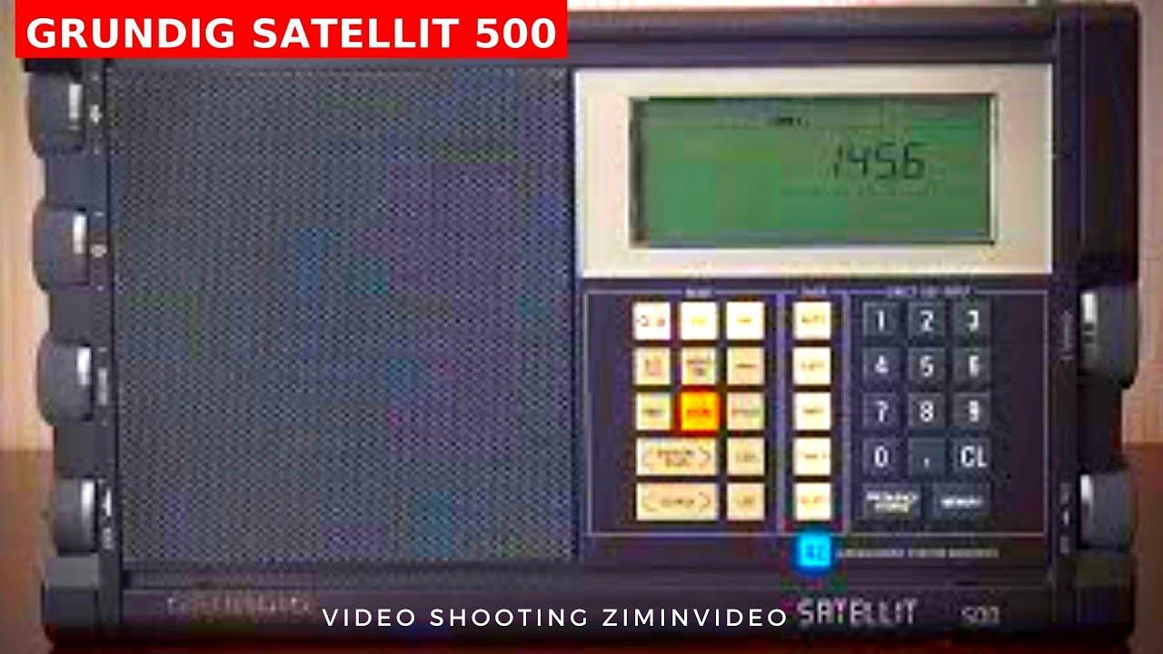 Радиоприемник в ретро стиле - Техас - YouTube