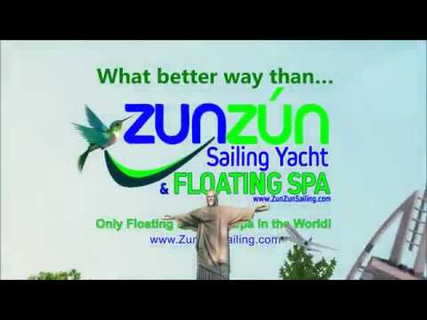 Only Floating Massage Spa Yacht on the Globe – Sailing Catamaran Virgin Islands