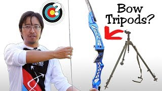 Archery | Can You Put A Bow On A Stand?