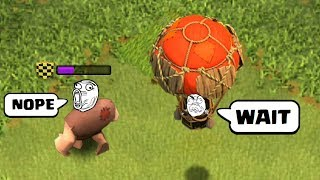 COC Funny Moments, Glitches, Fails and Trolls Compilation #4 | CLASh OF CLANS The Giant