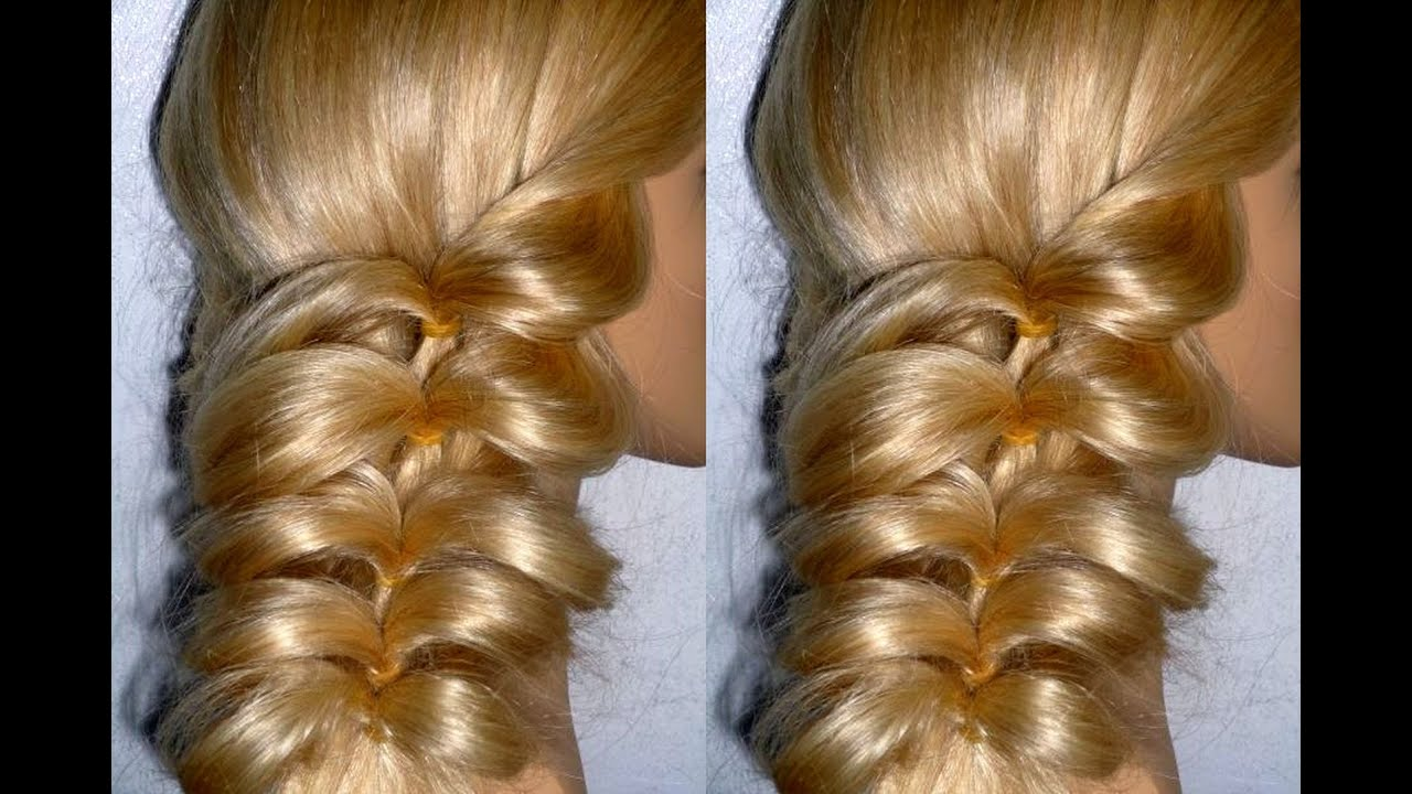 Hair Style Thin Hair: Easy,Quick Everyday/Evening Hairstyles For Long Hair & For
