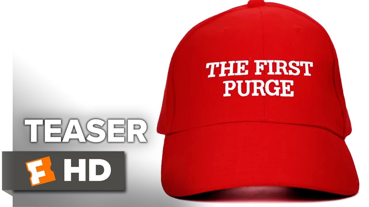 The First Purge Teaser Trailer #1 (2018) | Movieclips Trailers