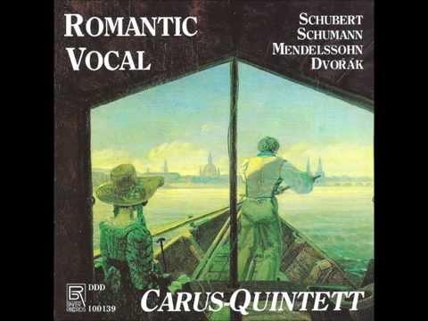 Mendelssohn - Trinklied - Carus Quintet