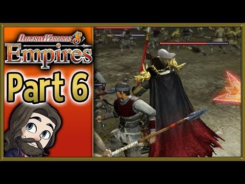Dynasty Warriors 8: Empires Online Multiplayer Gameplay - Part 6 - Let's Play Walkthrough