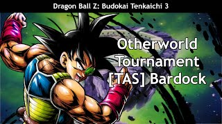 [TAS] Dragon Ball Z Budokai Tenkaichi 3 - Otherworld Tournament - Bardock
