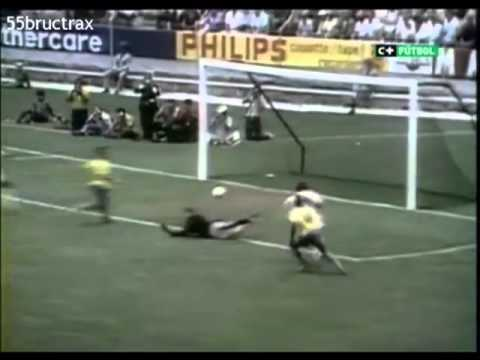 1970 Pelé vs Peru - World Cup Quarterfinal