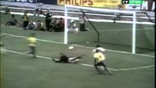 1970 Pelé vs Peru - World Cup Quarterfinal