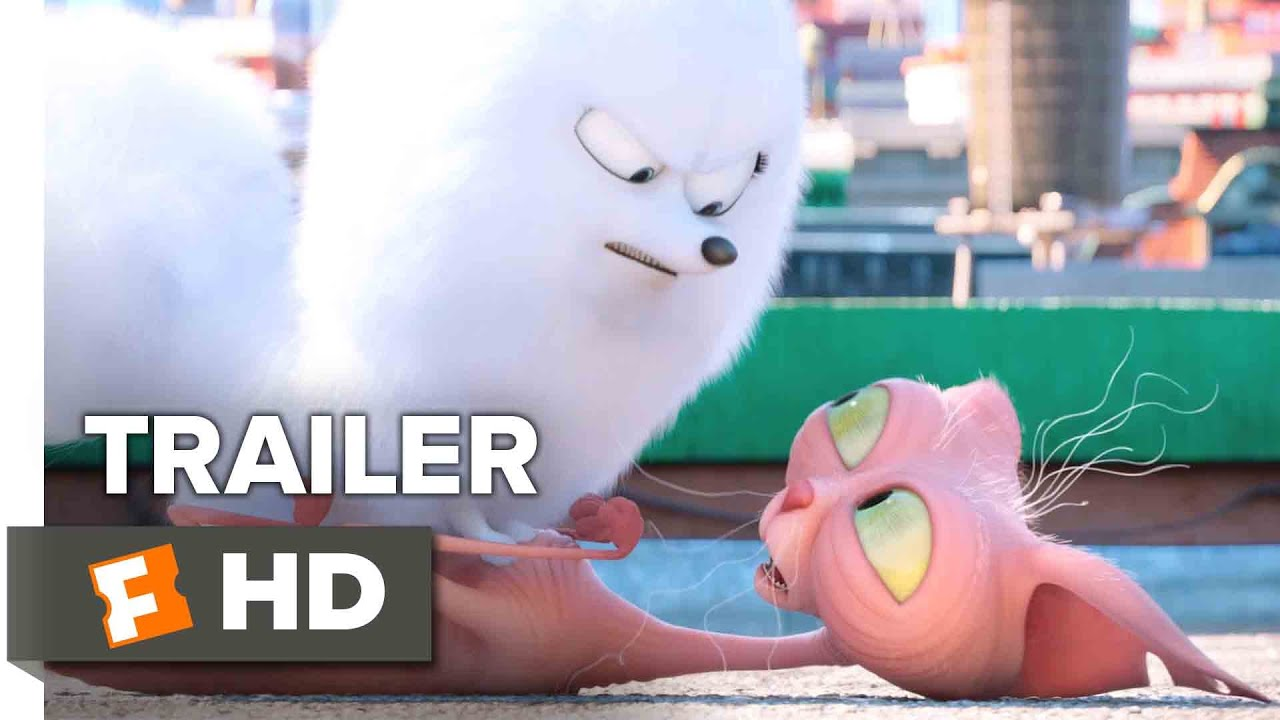 Hot Dog Scene Secret Life Of Pets
