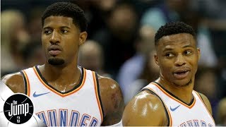 Russell Westbrook wanted out of OKC even before Paul George trade - Marc J. Spears   The Jump