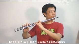 アシタカとサン ( Ashitaka And San ) / もののけ姫 ( Princess Mononoke )/Flute
