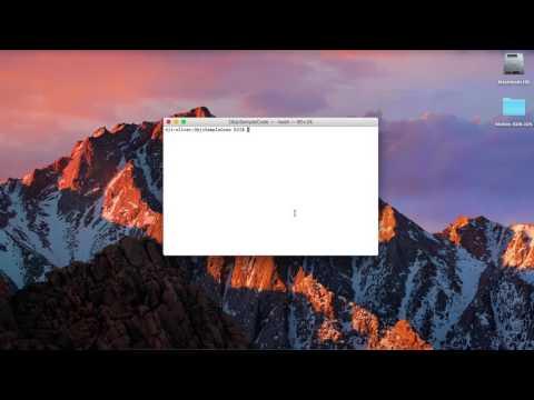 DJI Tutorials - SDK - Getting Started (iOS)