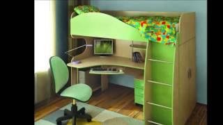 Мебель для детской(Детская мебель может вызывать огромную сложность при ее выборе. Выбор мебели для детской комнаты одна из..., 2012-12-28T15:28:10.000Z)