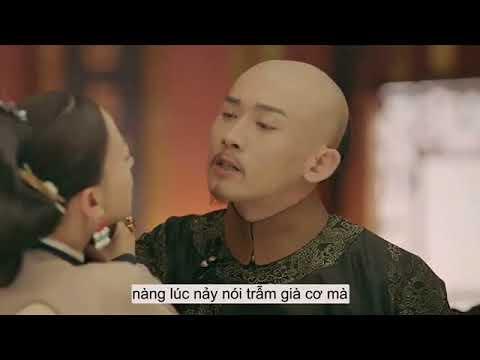 Vietsub Diên Hy Công luợc tập 65 Kế-hậu-ghen-lồng-lộn-khi-thấy-Càn-Long-và-Anh-Lạc-về-già-vẫn...