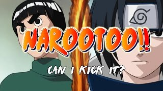 Narootoo!! - Can I Kick It? (Naruto Parody)