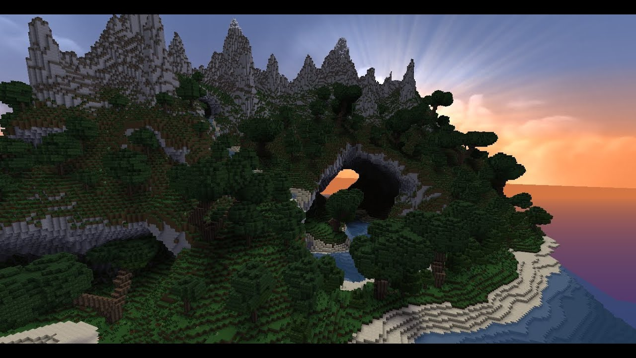 Minecraft cinematic cliff island download youtube minecraft cinematic cliff island download sciox Image collections