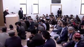Проповедь Хазрата Мирзы Масрура Ахмада (26-09-2014)
