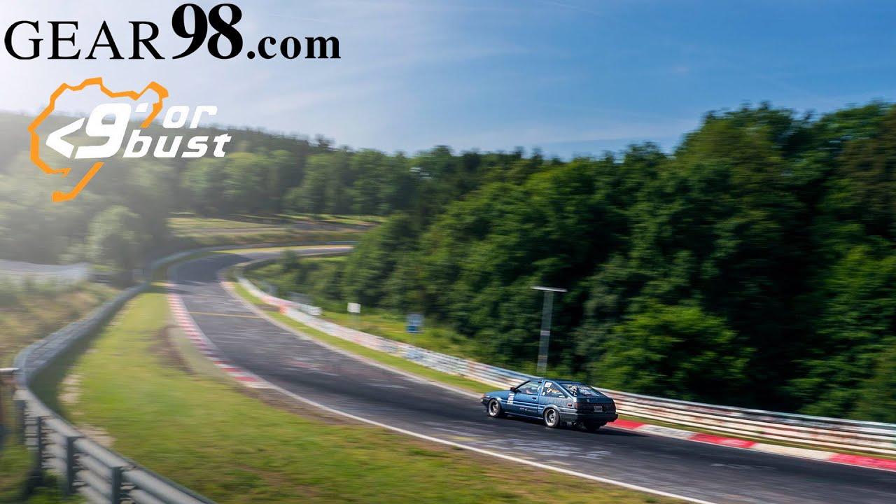AE86 20V Nürburgring - Gear98