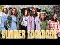 My Summer Style - Summer LookBook 2017 / Look Book | NiliPOD