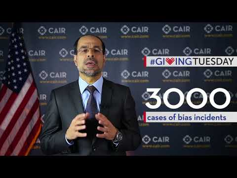 Video: Donate to CAIR This #GivingTuesday