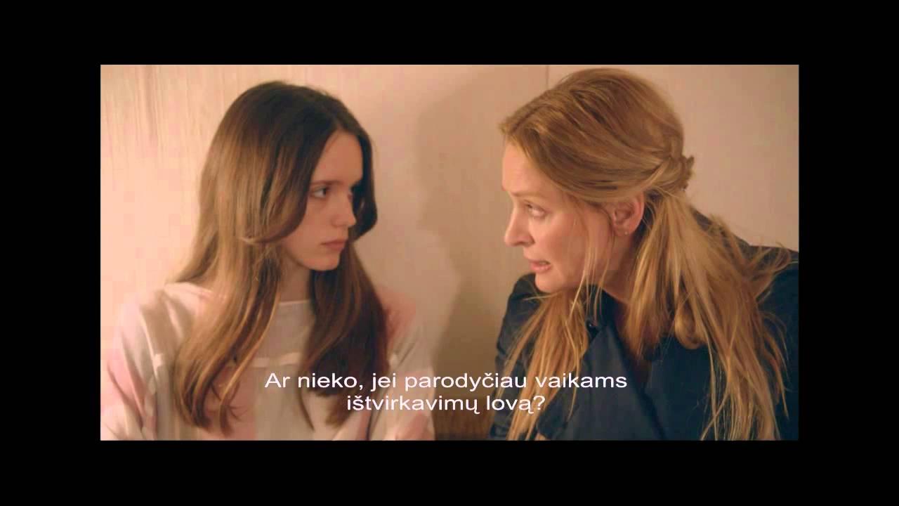 NIMFOMANĖ balandžio mėn. ir Lietuvos kino teatruose!