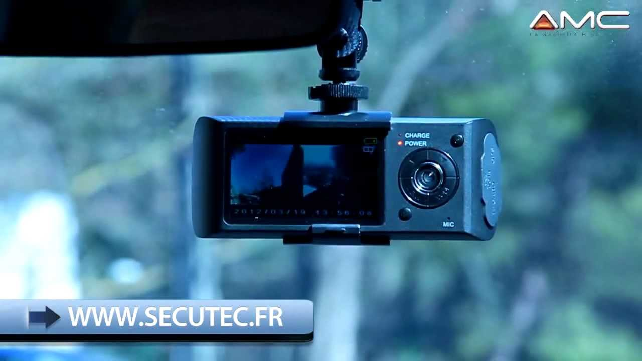 installation de la camera de voiture boite noire dans un vehicule secutec fr youtube. Black Bedroom Furniture Sets. Home Design Ideas