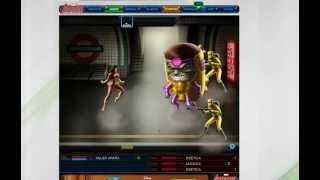 MAA Heroic Battle Spider Woman Vs Modok - Mission 1.4