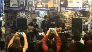 Coldrain in-store at Banquet Records
