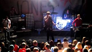 Jupiter Jones - Ansage/Hey! Menetekel (Live 22.10.2011 Reutlingen - Franz K)